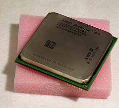 What is a CPU? A basic approach - AMD Athlon 64